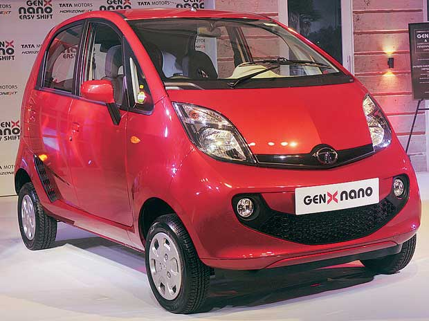 Nano Sticks To The Slow Lane Business Standard News