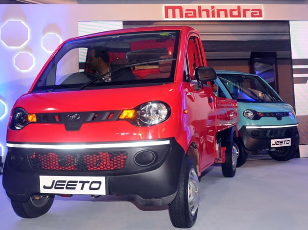 Small commercial vehicle aggregator Mahindra SmartShift eyes new cities