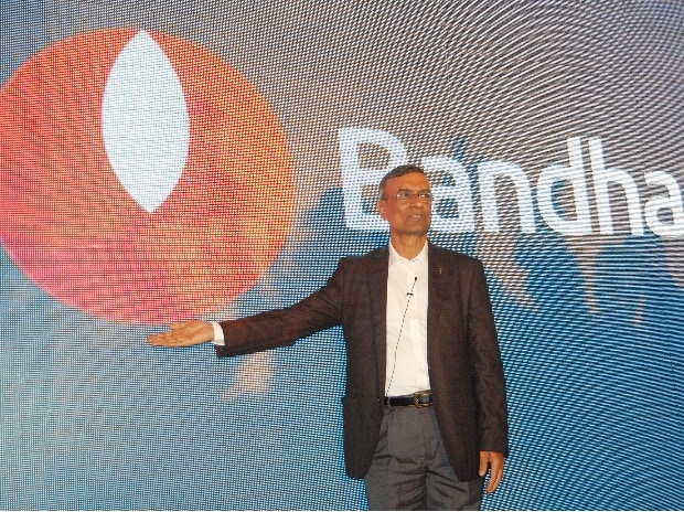 Bandhan CMD C S Ghosh, Photo: Subrata Majumder