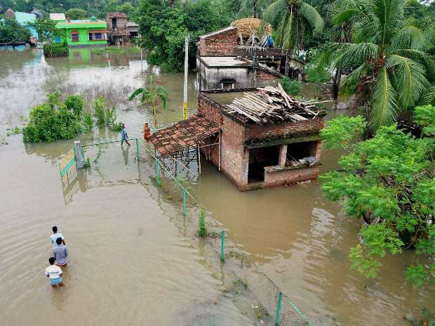 Floods, West Bengal