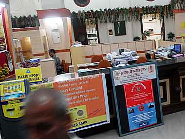 Allahabad Bank reports a loss of Rs 486 crore on ...
