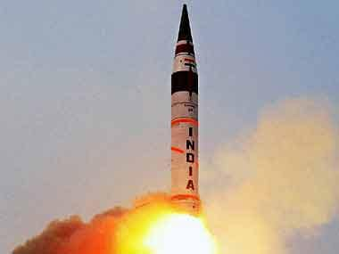 Speculation in Washington about nuclear doctrinal changes by India