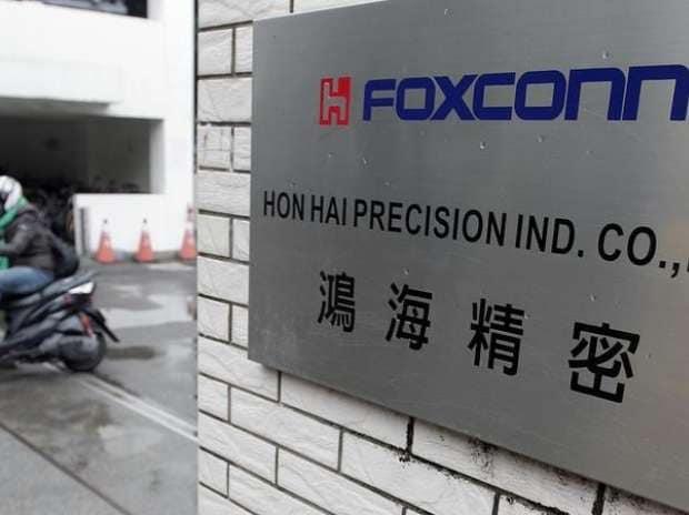 Adani, Foxconn
