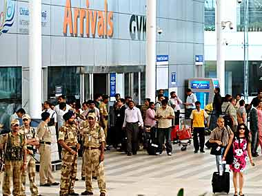 Shifting of security cost to government will lead to cheaper air tickets