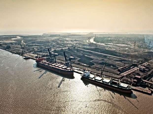 Essar Vizag Terminals' Q1 cargo handling jumps 35% to 2.65 mt