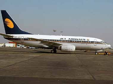 Jet Airways gains on strong Q3 results