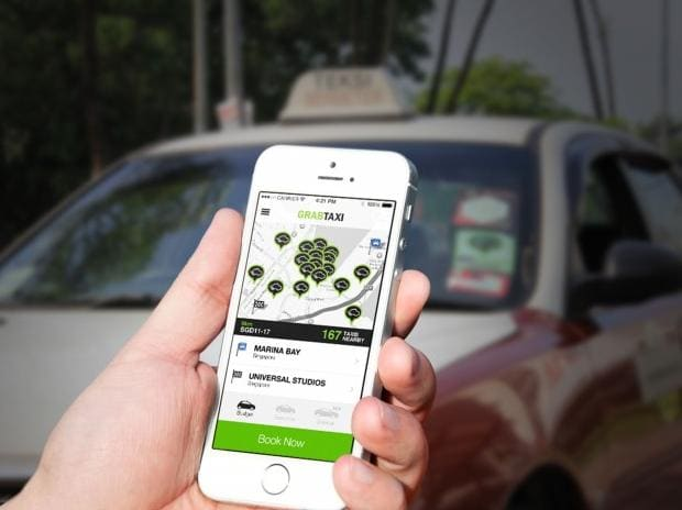 Trouble reaching your driver? GrabTaxi and GrabCar get in-app messaging across SE Asia