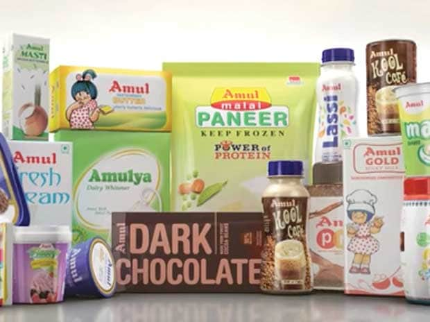 Amul is now world's 13th largest dairy, posts 67% ...