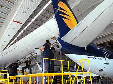 Jet Airways to bring in Airbus A330 for Mumbai, ...