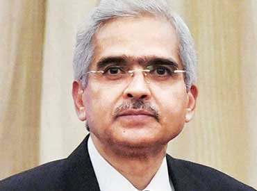 Economic affairs secretary, Shaktikanta Das