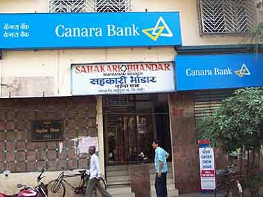 Canara Bank to raise Rs 716 cr from stake sale in Can Fin