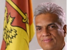Lanka PM hopeful of resolving fishing issue with India