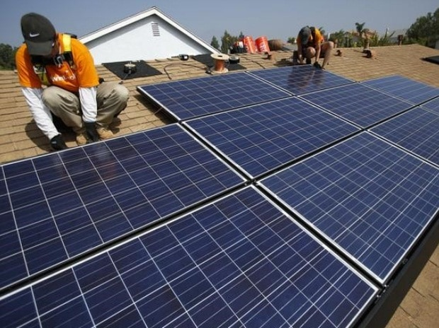 Sunedison May Sell Solar Projects Lay Off 5 Staff