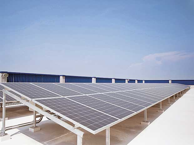 solar energy plant business plan