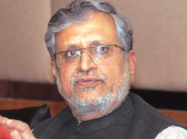 Rabri Devi owns over 18 flats, 18 parking spaces, says Sushil Modi