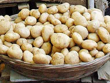 Potato exports resume with MEP removal