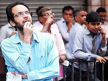 Markets come off day's highs; Nifty below 8,700