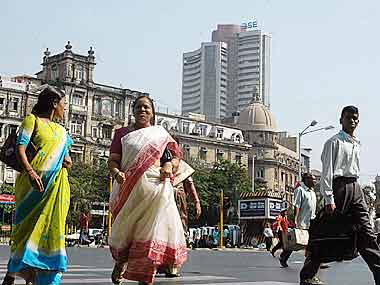 Nifty hovers around 8,600; midcap, smallcap ...