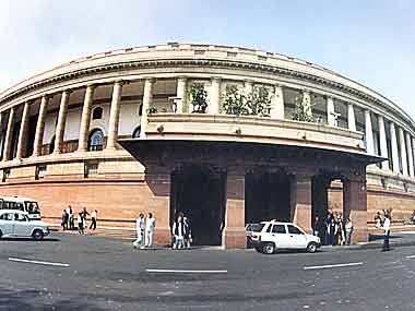 The transition the old and the new in the Rajya Sabha