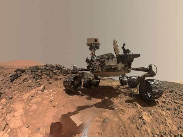 NASA's Curiosity rover celebrates 5 years of Mars exploration