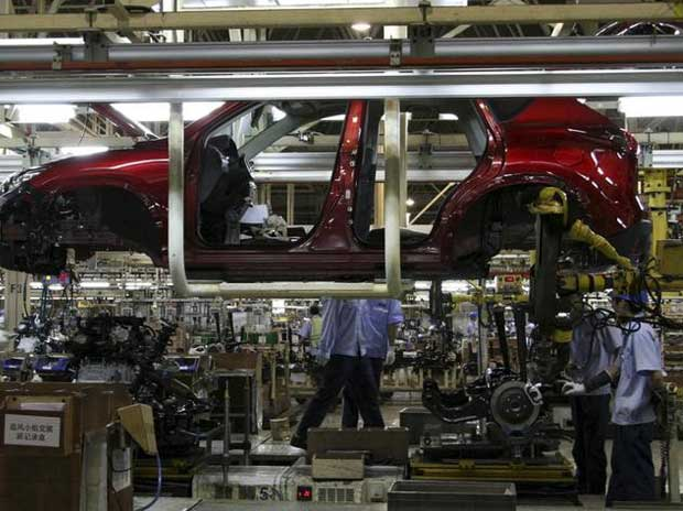 Euro zone business growth near two-year low in September - PMI