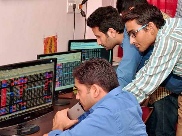 BSE Smallcap, Midcap index under pressure; down