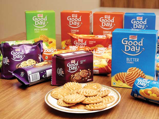 Britannia Industries Q2 profit up 11.5% to Rs 261 crore