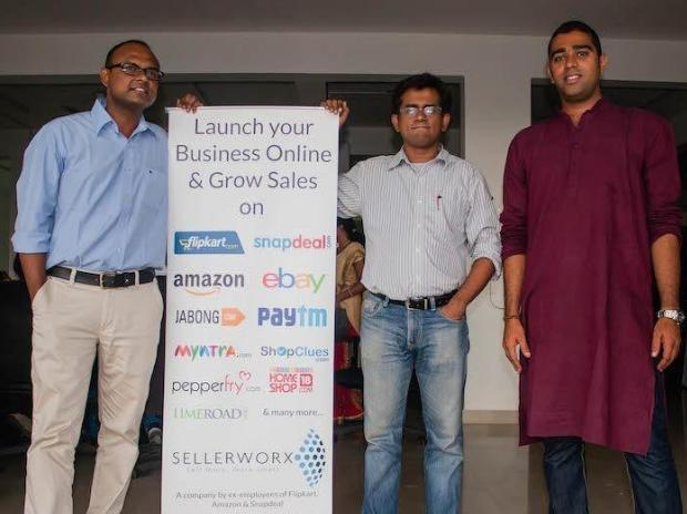 Sellerworx, Founders. Image via Tech in Asia