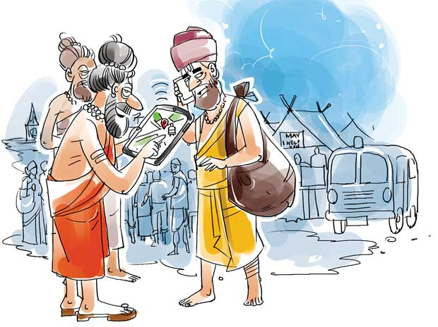 Nashik Kumbh mela opens floodgates of opportunities for tech innovators