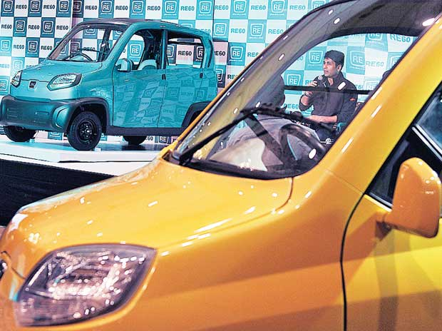 Mulling quadricycle version for personal use, says Bajaj