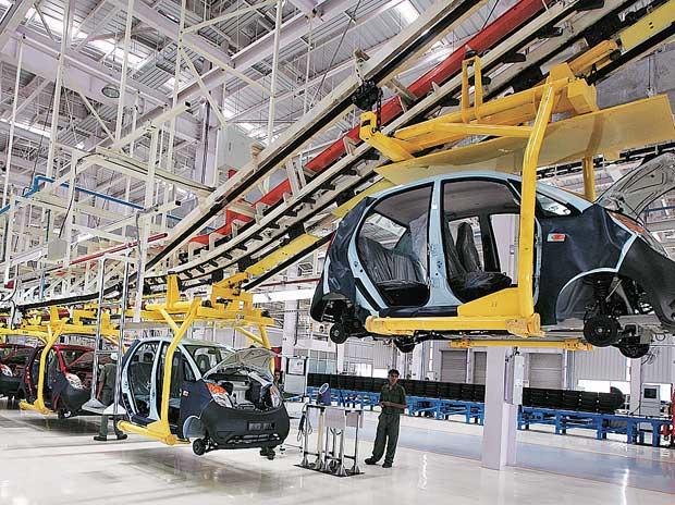 Tata Motors' Sanand plant