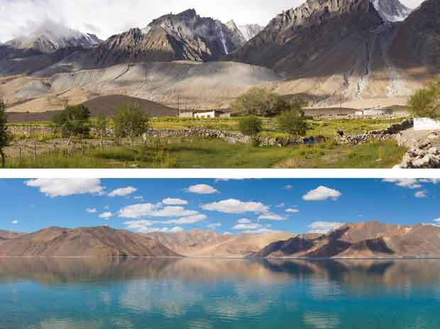 To the mystical highlands in Leh