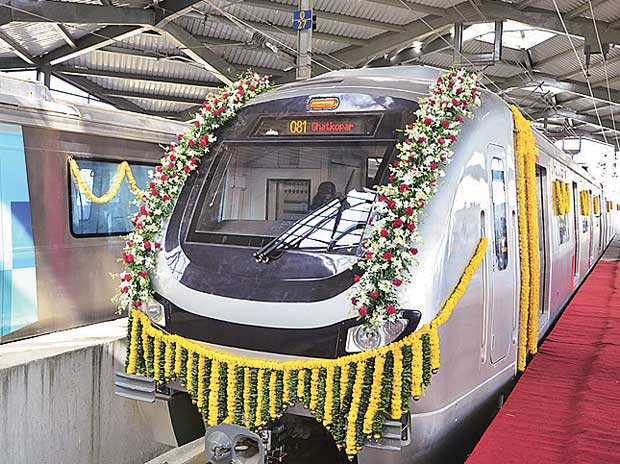 R-Infra weighs its options on Mumbai  metro