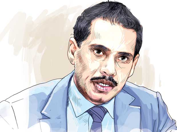The power of Robert Vadra's name