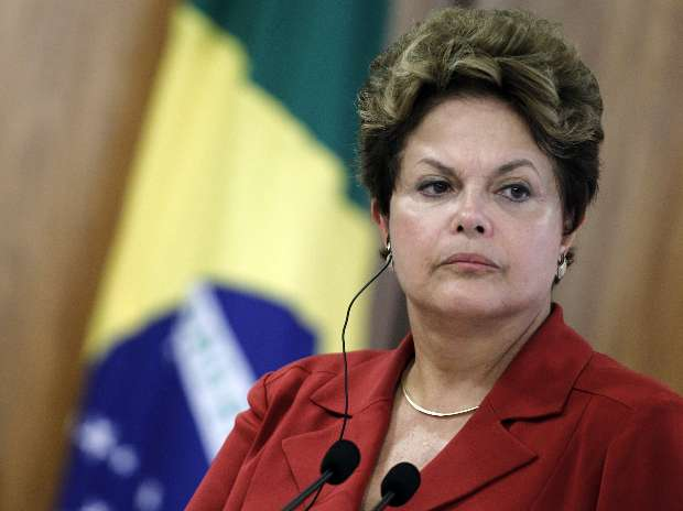 Brazil's Dilma Rousseff proclaims innocence at impeachment trial