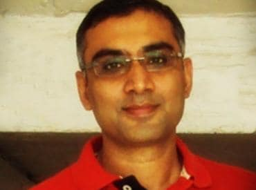 Anand Lunia, founder, India Quotient