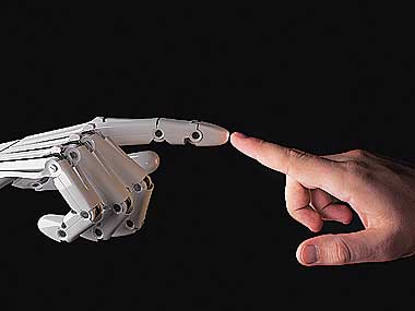 Should a chief finance officer trust a robot?