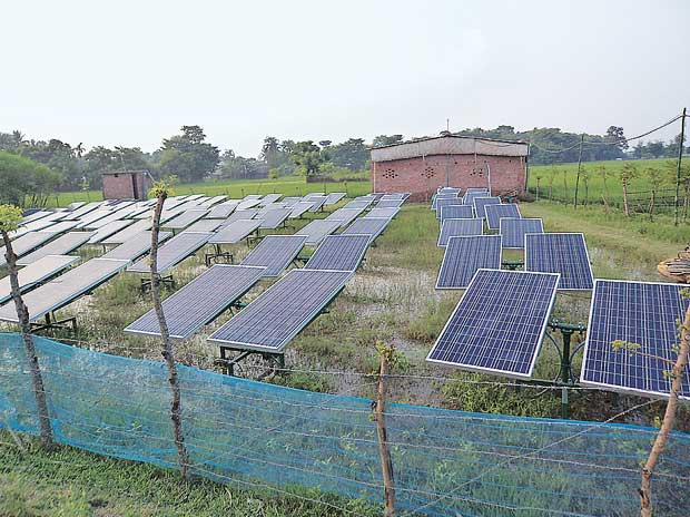 A grid that not just powers but integrates rural India