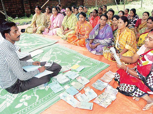 Representative Image of microfinance