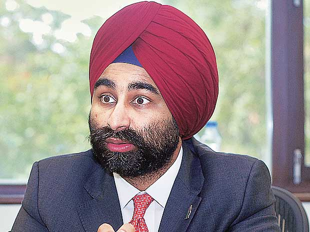 Shivinder M Singh, vice-chairman, Fortis Healthcare