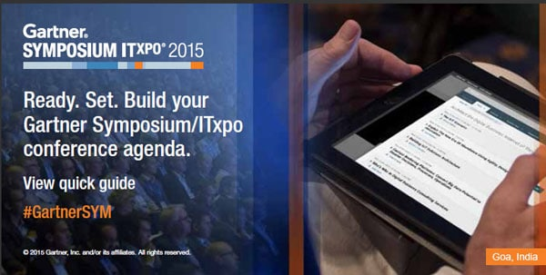 About Gartner Symposium/ITxpo