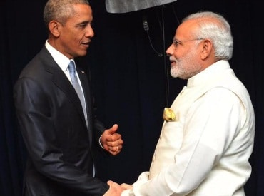 PM, Obama hold talks
