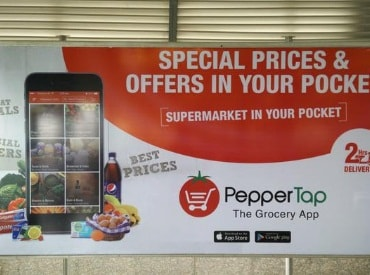 PepperTap raises $36 mn from Snapdeal, Sequoia, SAIF Partners and others