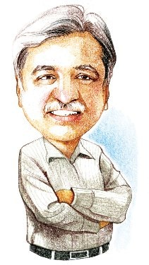 Lunch with BS: Sunil Arora