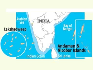 Indian islands to be developed under Swiss challenge model