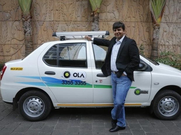 Ola raises $330 mn from SoftBank and two others at valuation of $3.5 bn