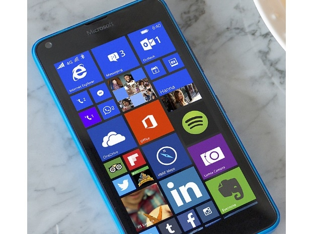 Microsoft launches lumia 640 4g mobile at rs 17 399 for Window 4g mobile