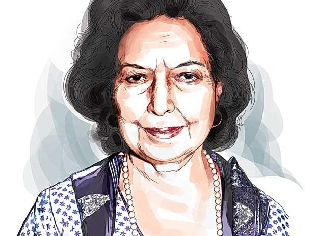 Newsmaker: Nayantara Sahgal