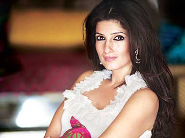 Twinkle Khanna: Canvas to paper