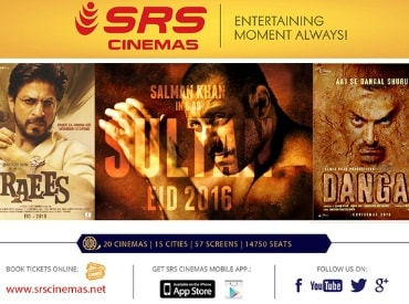 SRS Cinemas to invest Rs 60 cr for expansion into South and East markets